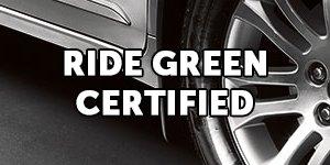 RIDE GREEN CERTIFIED