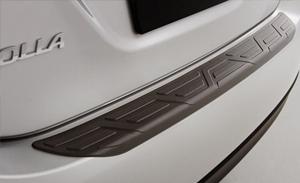 Toyota Rear Lip Spoiler