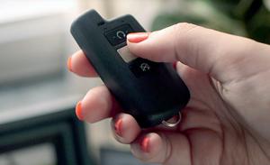 Toyota Start Remote long range
