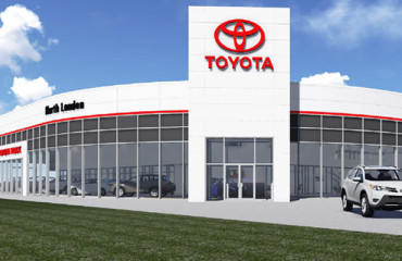 Welcome to Competition Toyota