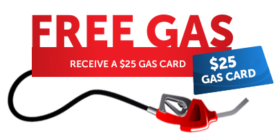 Receive FREE GAS when you schedule your 2017 Toyota test drive online before the event